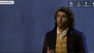 Kaufmann dans Wether mis en scène par Jacquot
