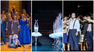 Don Giovanni, Le Lac des cygnes et Simon Boccanegra (vidéos intégrales, Paris en 2018/2019)