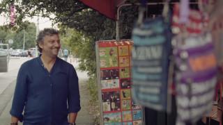 Jonas Kaufmann chante et fait visiter Vienne