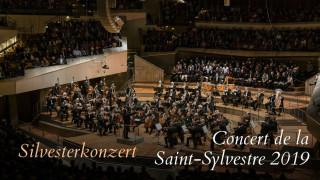 Concert de la Saint-Sylvestre 2019 à Berlin