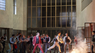250 ans de Beethoven : Leonore VO à Vienne