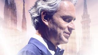 Andrea Bocelli : concert de Pâques en direct de Milan
