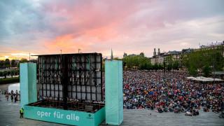 Opéra pour tous, en digital à Zürich