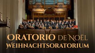 L'Oratorio de Noël dans la ville de Jean-Sébastien Bach