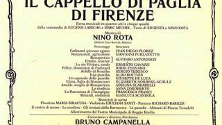 Le chapeau de paille de Florence