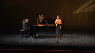 Récital Stéphanie d'Oustrac et Pascal Jourdan à La Monnaie