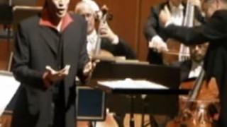 Fabrice di Falco chante l'Orfeo de Gluck