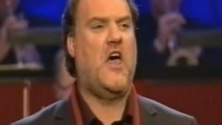 Bryn Terfel chante Méphistophélès de Boito