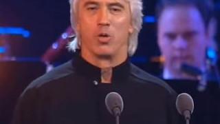 Dmitri Hvorostovsky chante le