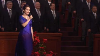 Erin Morley chante Let There Be Peace on Earth de Miller et Jackson