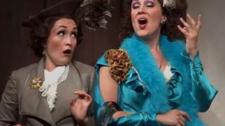 Erin Morley, Brenda Rae et Bruce Sledge chantent Le Directeur de théâtre