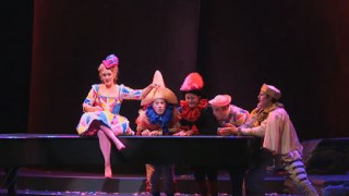 Erin Morley chante Ariane à Naxos