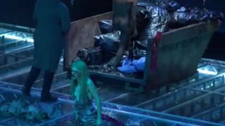 Claudio Otelli et Tanja Baumgartner chantent Lulu dans une mise en scène de Calixto Bieito