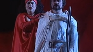 Alan Woodrow et Mariana Pentcheva chantent un extrait de Tannhaüser