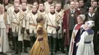 Anna Netrebko chante un extrait de Lohengrin de Wagner