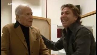 Georges Prêtre et Roberto Alagna