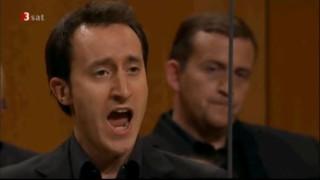 Damien Guillon chante La Passion selon saint Matthieu