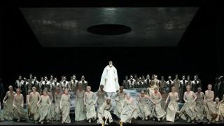 Aida de Verdi par Stathis Livathinos à La Monnaie (intégrale)