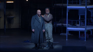 """Otello, de Verdi (2015/16): """"Sì, pel ciel marmoreo giuro"""" (José Cura et Marco Vratogna)"""