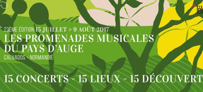 Les Promenades musicales du Pays d'Auge : Farinelli à Livarot