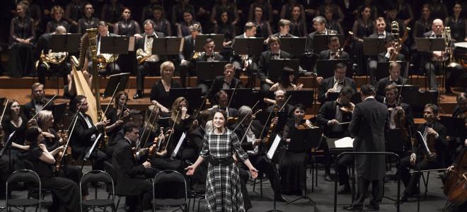 Eugène Onéguine à Aix : une version de concert en manteau d'émotion