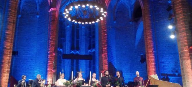 Les amours déchirantes de Marie-Madeleine inaugurent le 51e Festival de la Chaise-Dieu