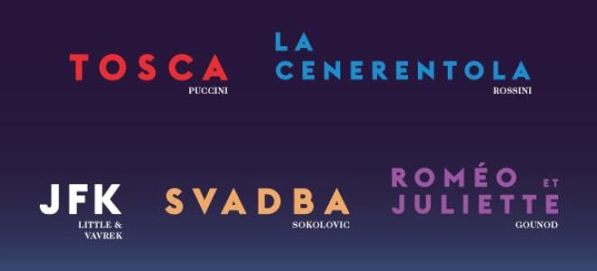 Opéra de Montréal : la programmation 2017/2018