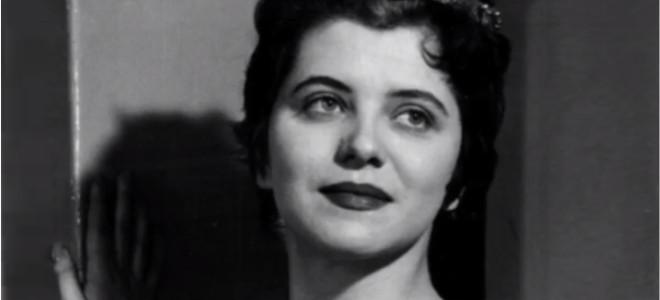 Irene Salemka (1931-2017) soprano canadienne, grande carrière européenne