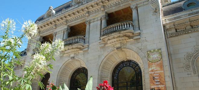 Un feu d'artifice verdien pour clore le Festival d'été de Vichy