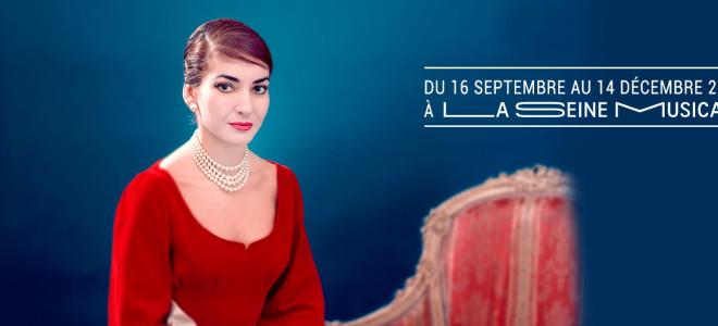 Maria by Callas, exposition à La Seine Musicale