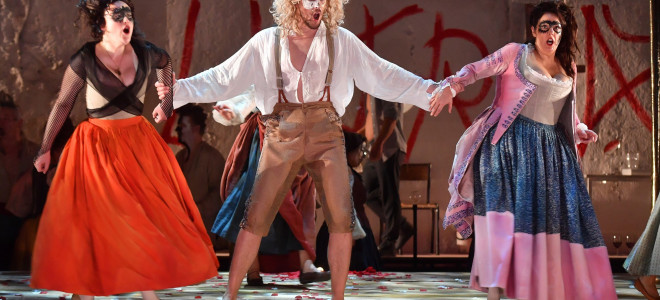 Don Giovanni à Nancy, la séduction à l'état pur