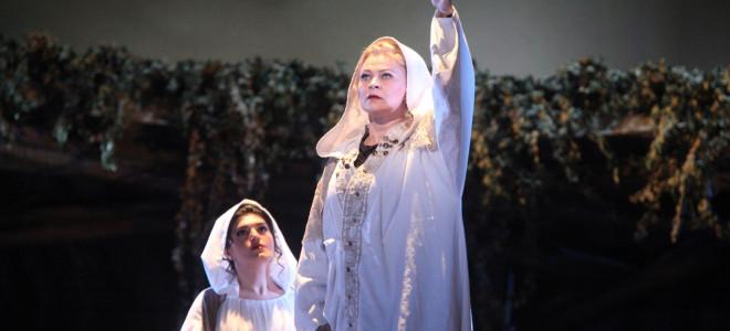 Émouvantes dernières larmes de Norma à Rouen