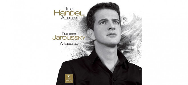 Philippe Jaroussky - The Händel album