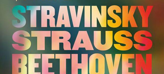 Stravinsky, Strauss, Beethoven : le cadeau de rentrée au public nancéien