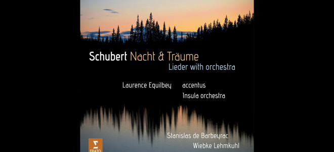 Nuit et Rêves de Schubert pour orchestre