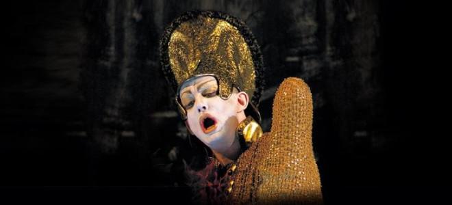 Serse à Versailles : Fagioli royal parmi sa Cour