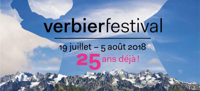 Verbier Festival 2018 : 25 ans déjà !