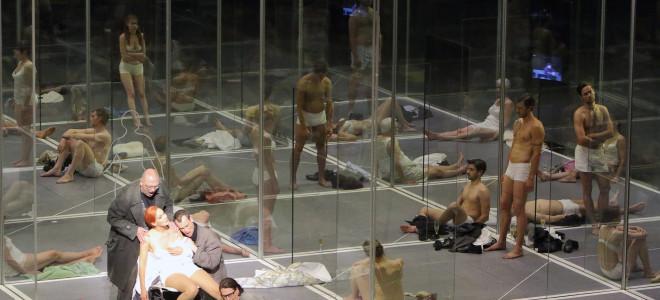 Lulu mise sous verre par Tcherniakov à Munich