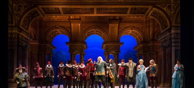 Rigoletto à Liège, classique mais surprenant