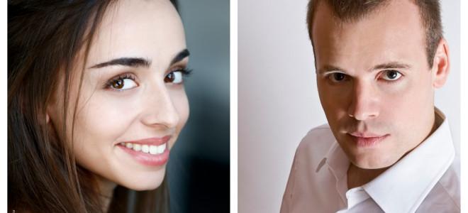 Lea Desandre et Marc Mauillon en récital à l'Opéra Comique