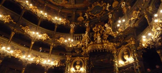 L'Opéra des Margraves de Bayreuth rouvrira le 17 avril 2018
