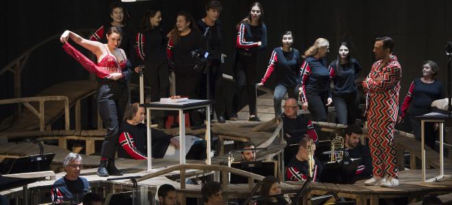 Peer Gynt à l'épreuve de l'orchestre à Montpellier