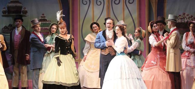 Entraînantes Valses de Vienne de Strauss à l'Odéon de Marseille