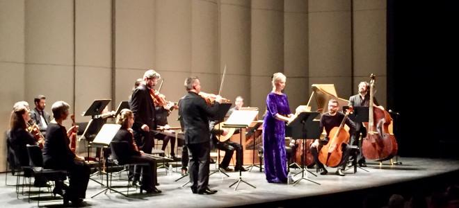 Bach : une réunion de famille orchestrée par Anne Sofie von Otter à Massy