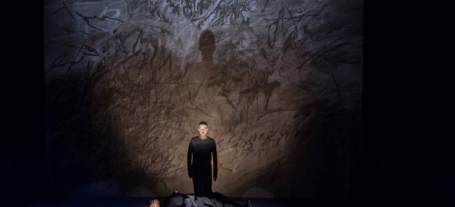 Only the Sound Remains à l'Opéra de Paris : un Ange passe