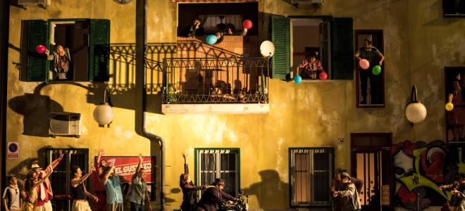 Bastille se remet à tourner, reprise du Barbier de Séville dans un climat gréviste
