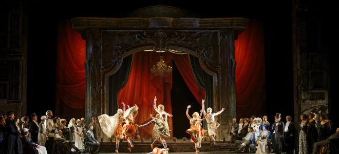 Divine Adriana Lecouvreur à l'Opéra de Saint-Étienne