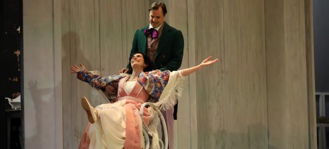 Somptueux Eugène Onéguine à l'Opéra de Reims