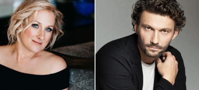 Diana Damrau et Jonas Kaufmann : le cadeau de Saint-Valentin à la Philharmonie de Paris