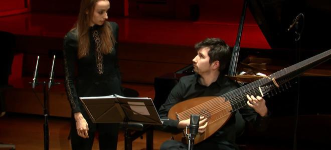 Lea Desandre et Thomas Dunford, au sommet de l'art baroque à Bordeaux